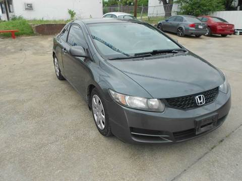 2010 Honda Civic for sale at CARDEPOT in Fort Worth TX