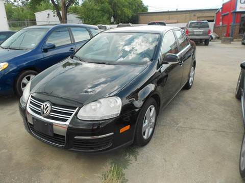 2009 Volkswagen Jetta for sale at CARDEPOT in Fort Worth TX