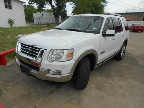 2007 Ford Explorer for sale at Car Depot in Fort Worth TX