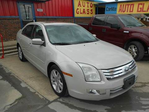 2008 Ford Fusion for sale at Car Depot in Fort Worth TX