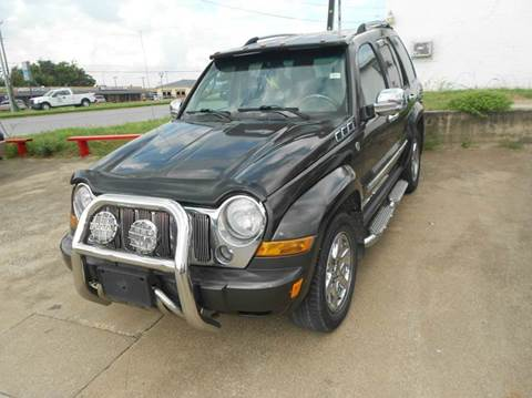 2005 Jeep Liberty for sale at Car Depot in Fort Worth TX