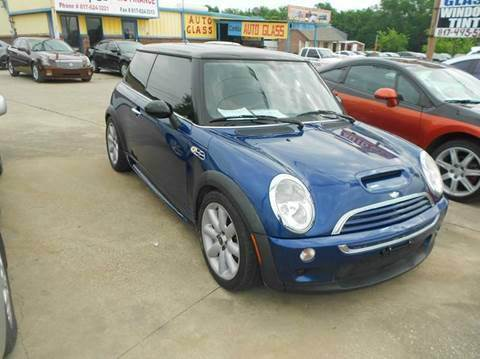 2004 MINI Cooper for sale at Car Depot in Fort Worth TX