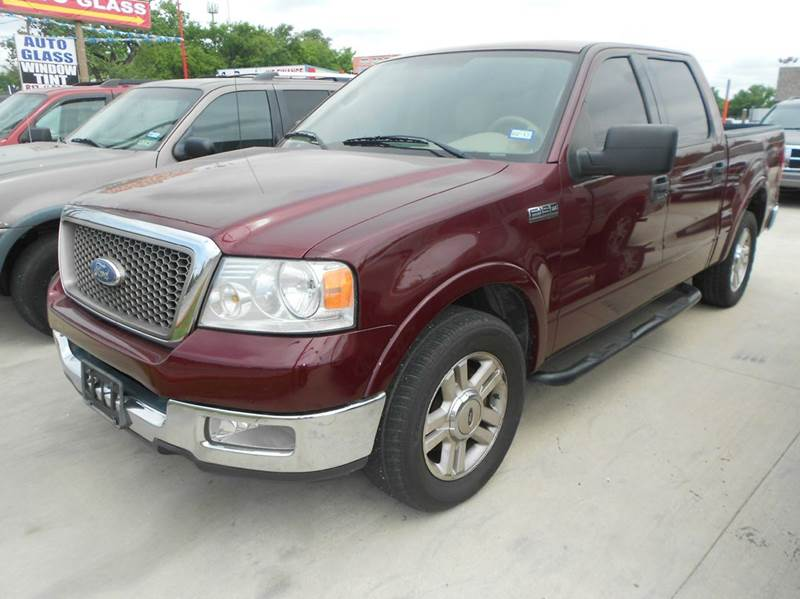 2004 Ford F150 Lariat >> 2004 Ford F 150 Lariat 4dr Supercrew Rwd Styleside 5 5 Ft