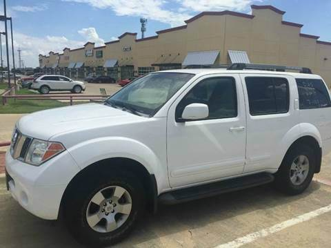 2007 Nissan Pathfinder for sale at CARDEPOT in Fort Worth TX