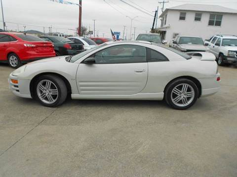 2004 Mitsubishi Eclipse for sale at Car Depot in Fort Worth TX