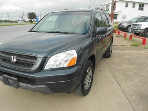 2005 Honda Pilot for sale at CARDEPOT in Fort Worth TX
