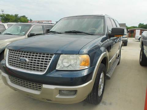 2005 Ford Expedition for sale at CARDEPOT in Fort Worth TX