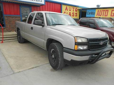 2007 Chevrolet Silverado 1500 Classic for sale at CARDEPOT in Fort Worth TX