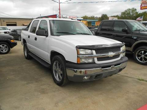 2004 Chevrolet Avalanche for sale at Car Depot in Fort Worth TX