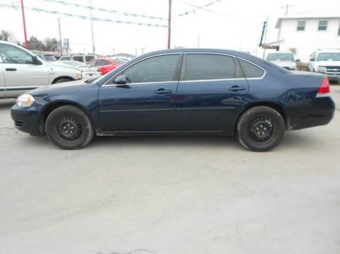 2007 Chevrolet Impala for sale at CARDEPOT in Fort Worth TX