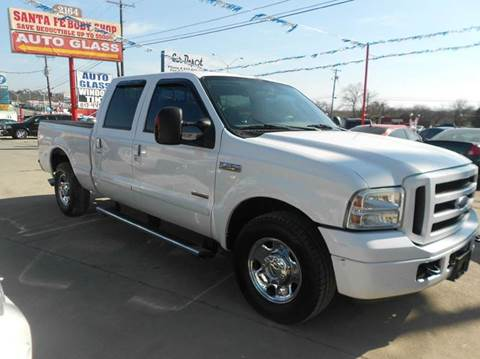 2005 Ford F-250 Super Duty for sale at Car Depot in Fort Worth TX