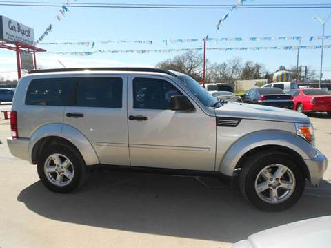 2007 Dodge Nitro for sale at CARDEPOT in Fort Worth TX