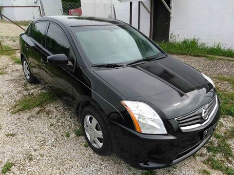 2010 Nissan Sentra for sale at CARDEPOT in Fort Worth TX