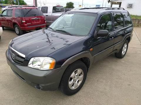 2003 Mazda Tribute for sale at CARDEPOT in Fort Worth TX