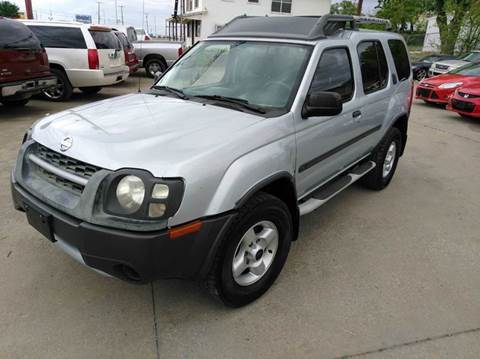 2003 Nissan Xterra for sale at Car Depot in Fort Worth TX
