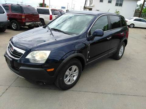 2008 Saturn Vue for sale at CARDEPOT in Fort Worth TX