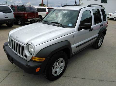 2006 Jeep Liberty for sale at Car Depot in Fort Worth TX