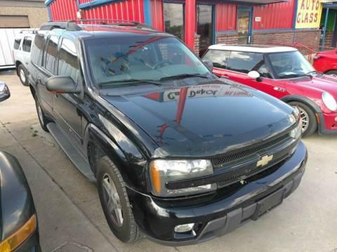 2003 Chevrolet TrailBlazer for sale at Car Depot in Fort Worth TX