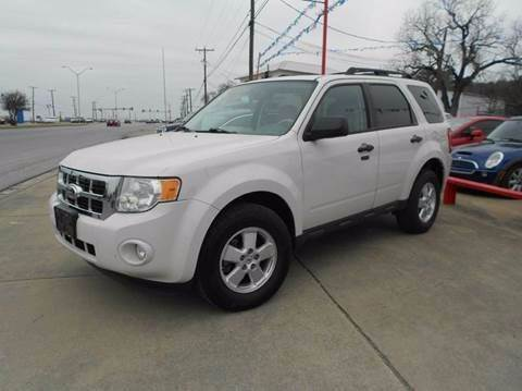 2011 Ford Escape for sale at Car Depot in Fort Worth TX