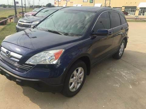 2009 Honda CR-V for sale at CARDEPOT in Fort Worth TX