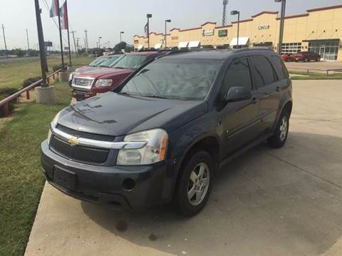 2009 Chevrolet Equinox for sale at CARDEPOT in Fort Worth TX