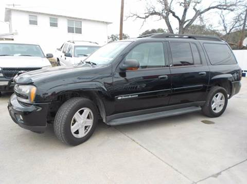 2003 Chevrolet TrailBlazer for sale at CARDEPOT in Fort Worth TX