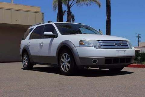 2008 Ford Taurus X for sale at CARDEPOT in Fort Worth TX