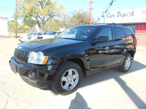 2005 Jeep Grand Cherokee for sale at CARDEPOT in Fort Worth TX