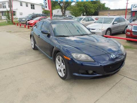 2007 Mazda RX-8 for sale at CARDEPOT in Fort Worth TX