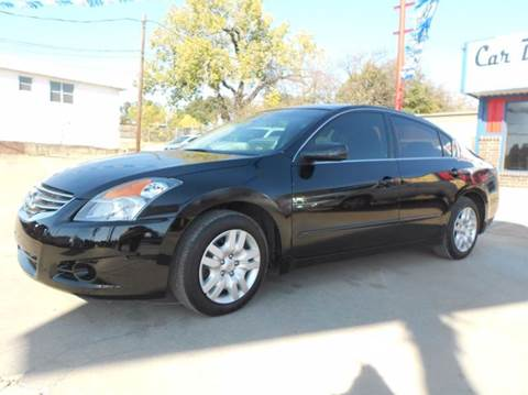 2009 Nissan Altima for sale at CARDEPOT in Fort Worth TX