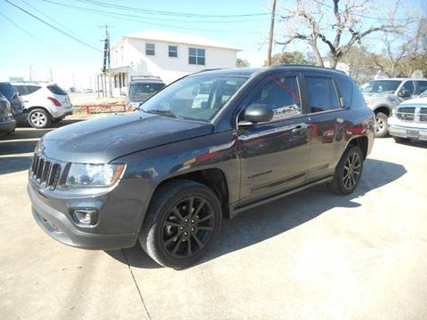 2015 Jeep Compass for sale at Car Depot in Fort Worth TX