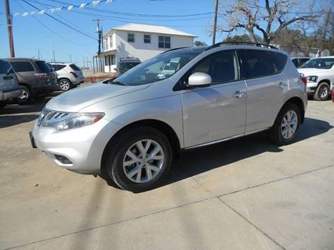 2011 Nissan Murano for sale at CARDEPOT in Fort Worth TX