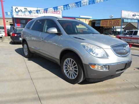 2011 Buick Enclave for sale at CARDEPOT in Fort Worth TX