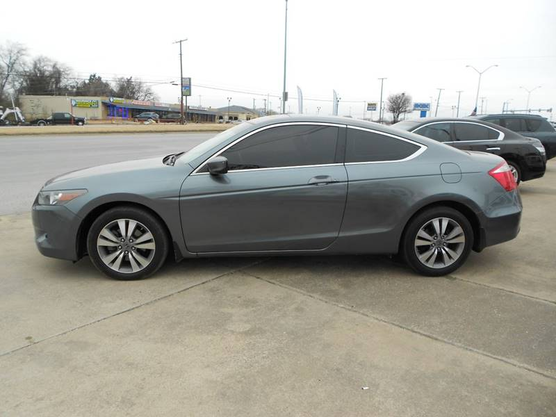 2009 Honda Accord EX L 2dr Coupe 5A   Fort Worth TX