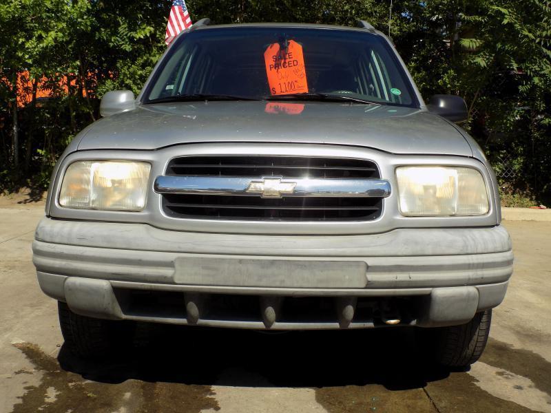 2001 Chevrolet Tracker 4WD 4dr SUV - Hazel Park MI