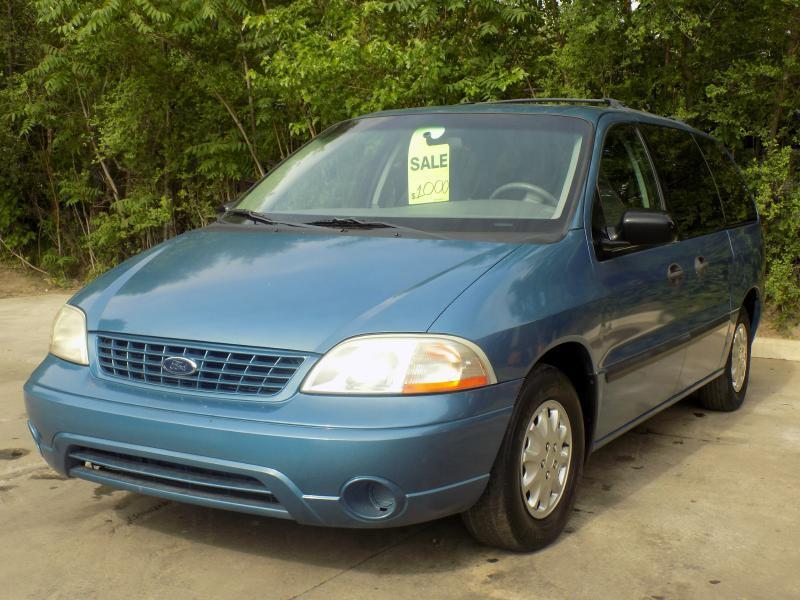 2003 Ford Windstar LX Standard 4dr Mini-Van - Hazel Park MI