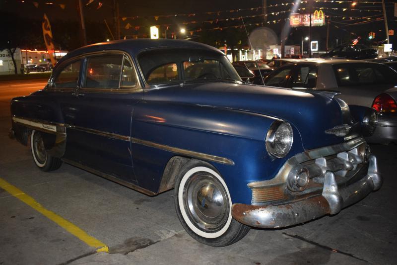 1954 Chevrolet  BEL-AIR  - Hazel Park MI