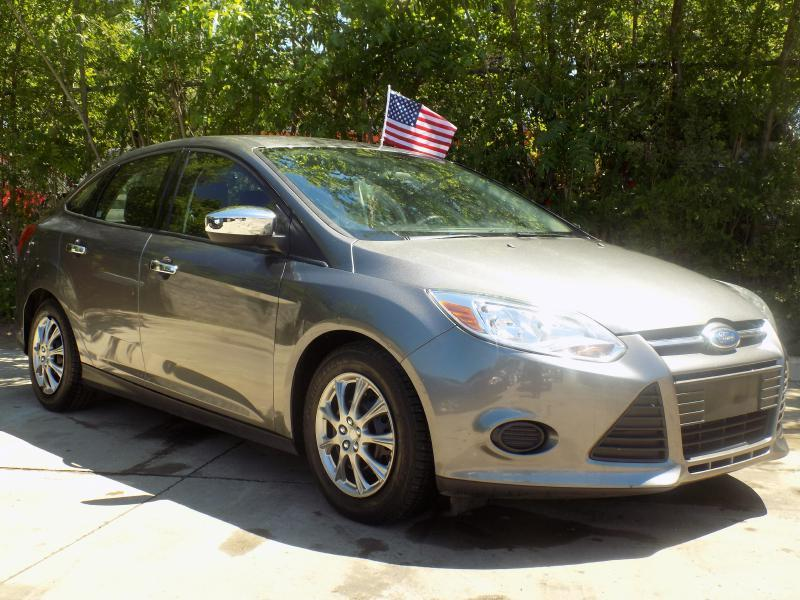 2012 Ford Focus S 4dr Sedan - Hazel Park MI