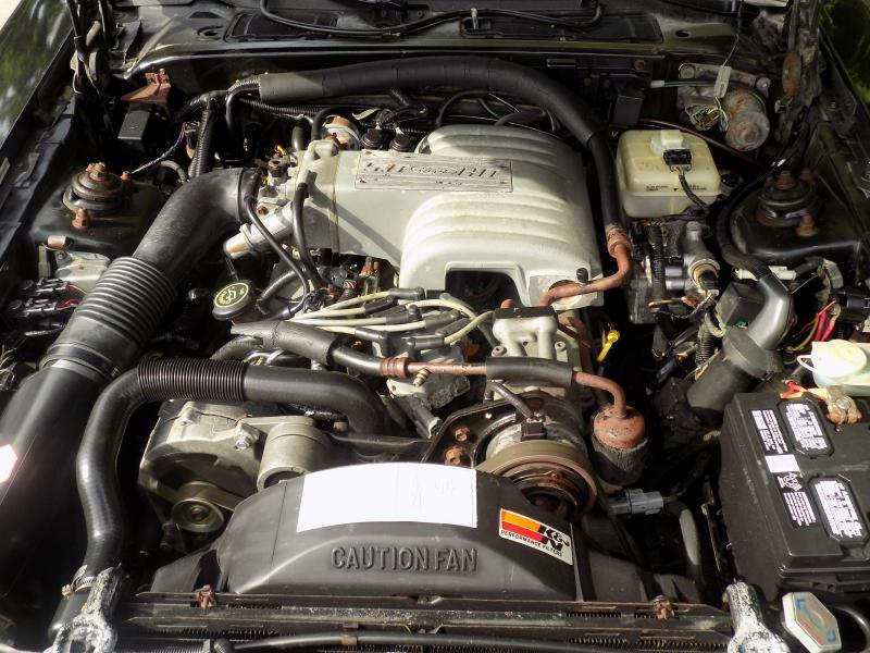 1991 Lincoln Mark VII LSC 2dr Coupe - Hazel Park MI
