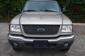 2002 Ford Ranger for sale in Hazel Park, MI
