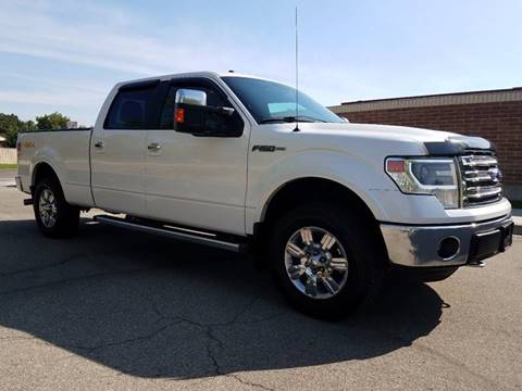 2014 Ford F-150 for sale in Filer, ID
