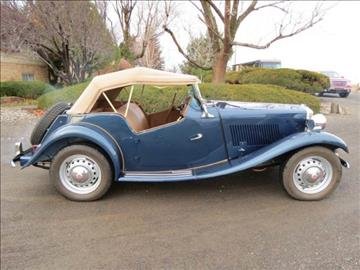 1951 MG TD for sale in Filer, ID