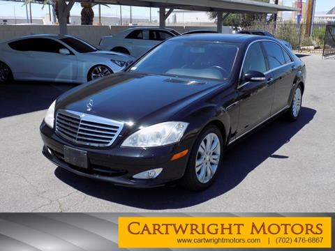 2008 Mercedes-Benz S-Class for sale in Las Vegas, NV