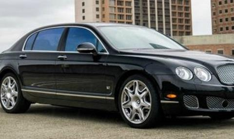 2012 Bentley Continental Flying Spur for sale in Las Vegas, NV