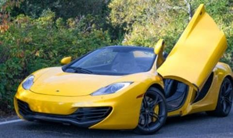 2014 McLaren MP4-12C Spider for sale in Las Vegas, NV