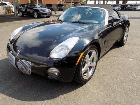 2006 Pontiac Solstice for sale in Las Vegas, NV