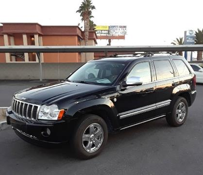 2006 Jeep Grand Cherokee for sale in Las Vegas, NV
