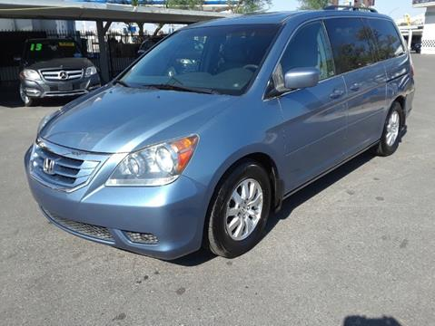 2008 Honda Odyssey for sale in Las Vegas, NV
