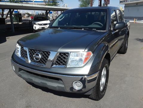2006 Nissan Frontier for sale in Las Vegas, NV