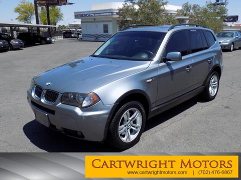 2006 BMW X3 for sale in Las Vegas, NV